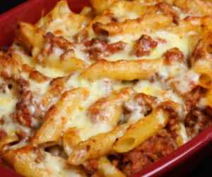 cheese and pasta image