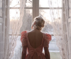 window, dress, and vintage image