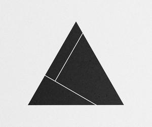 black, minimal, and minimalist image