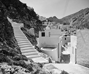 black n white, facebook, and Greece image