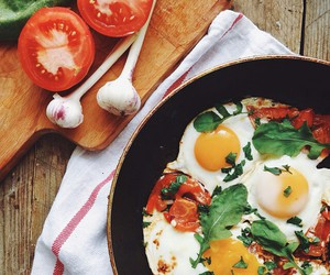breakfast, delicious, and dinner image
