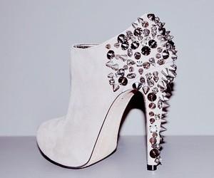 beautiful, booties, and high heels image