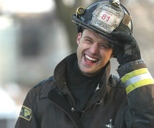 chicago fire, jesse spencer, and matthew casey image