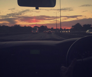 beautiful, drive, and driving image