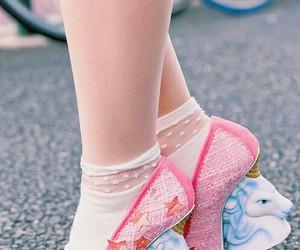shoes and unicorn image