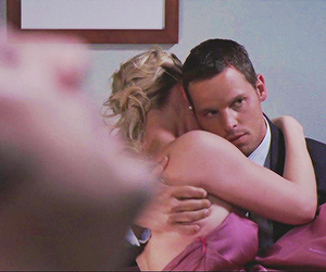 justin chambers, grey's anatomy, and katherine heigl image