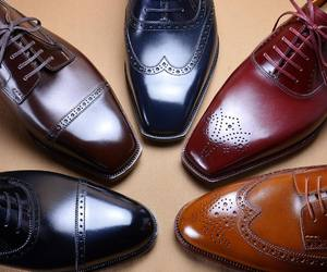 shoes and men swear image
