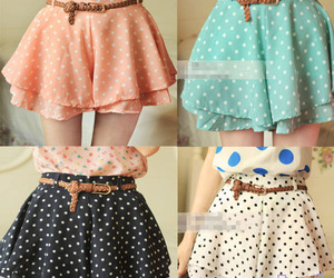 skirt and clothes image