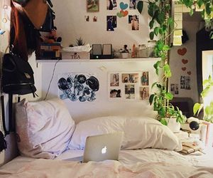 bedroom, indie, and inspiration image