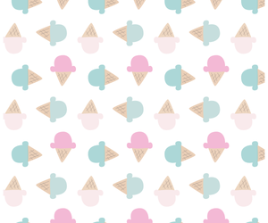 colours, ice cream, and backgrounds image