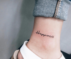 tattoo and happiness image