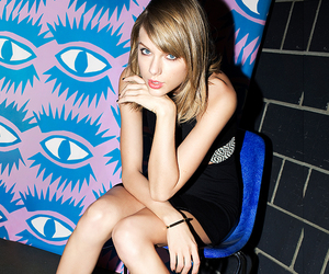 keds, Taylor Swift, and 1989 image