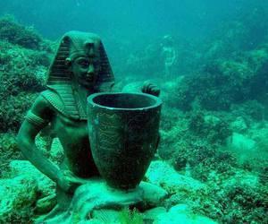 egypt and sea image