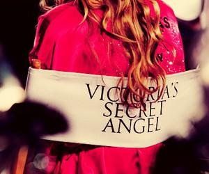 Victoria's Secret, angel, and pink image