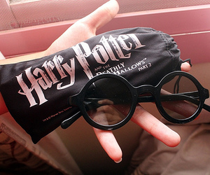 accessories, harry potter, and glasses image