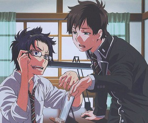 ao no exorcist and blue exorcist image