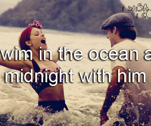 I WISH, the notebook, and things to do before die image