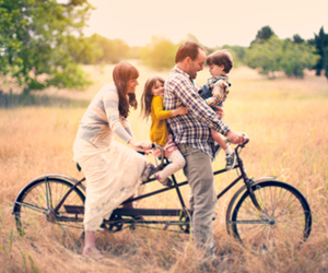 family, photography, and love image