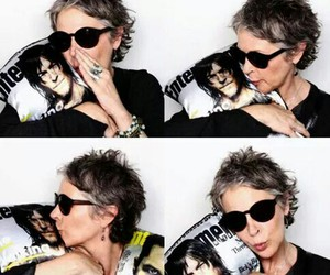 carol, cute, and the walking dead image