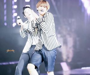 cute and baekhyunnie image
