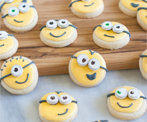 Cookies and minions image