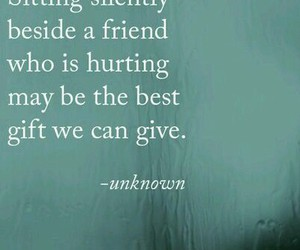 friendship, support, and understanding image