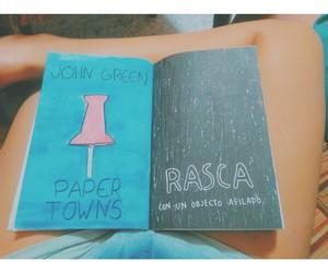 book, diario, and libro image