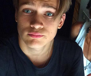 beautiful eyes, boys, and alex e co. image