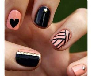 fashion, nails art, and nail image