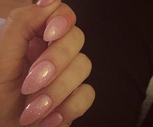 nails, nailsart, and longnails image