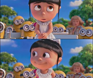 MARGO, movie, and despicable me 2 image