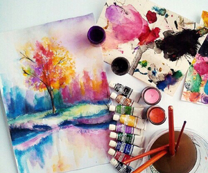 art, drawing, and artistic image