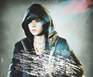 beyond two souls, game, and video game image
