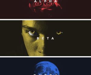 alpha, beta, and omega image