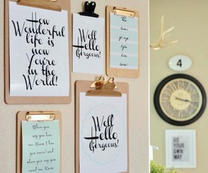 diy, decor, and home image