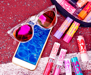 baby lips, summer, and makeup image