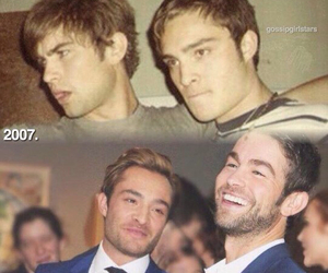 chuck bass and nate archibald image