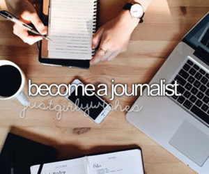 journalism and tumblr image