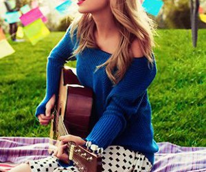 Taylor Swift, taylor, and guitar image