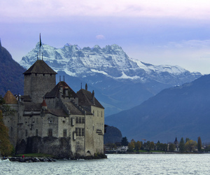 blue, europe, and mountains image