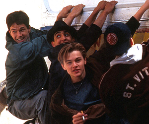 leonardo dicaprio, boy, and The Basketball diaries image