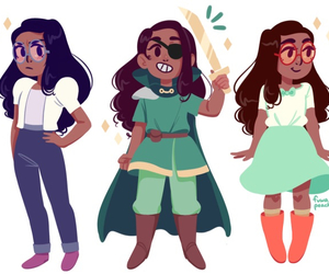 cute, steven universe, and outfits image