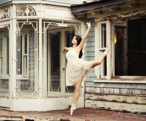 attitude and ballet image