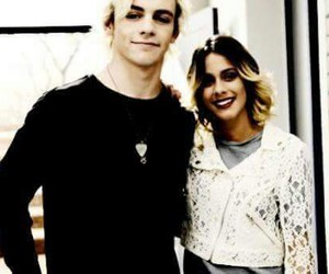 violetta, ross lynch, and r5 image