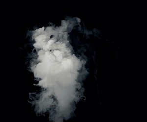smoke, overlay, and black image