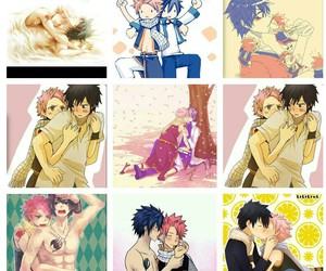 Boys Love, bromance, and fairy tail image