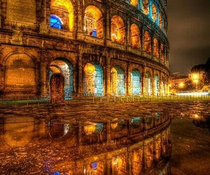 artistic and rome image