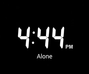 alone, sola, and 4:44 image
