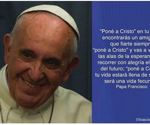 Cristo, pope, and papa francisco image