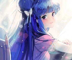 anime, girl, and ranma image